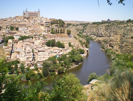 Toledo Half Day Tour from Madrid