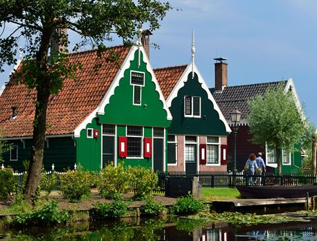 Zaanse Schans - Half Day Tour from Amsterdam