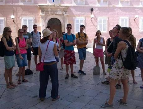 2 Hour Private Walking Tour in Zadar - From Roman Times Until Now