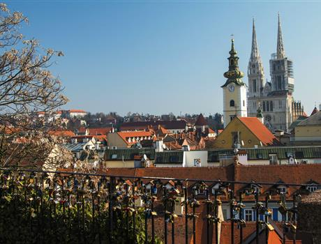Walking Tour: The best of Zagreb