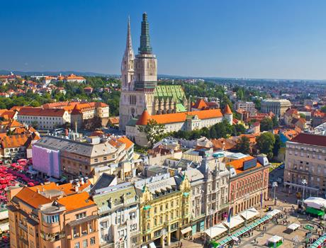Zagreb: 3-Hour Walking Tour