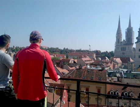 Private Tour: Zagreb Must See Running Tour (7km)