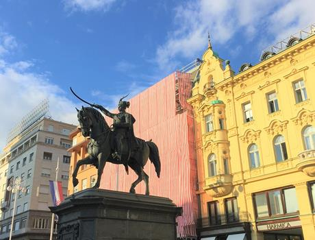 Two Hours Walking Tour of Zagreb