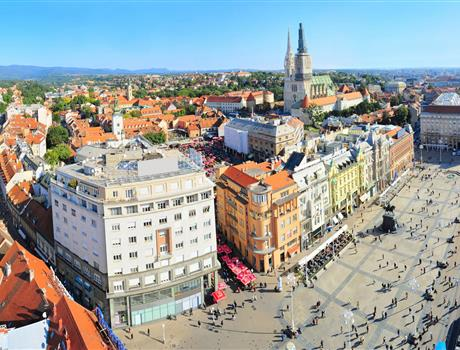 Discover the City of Zagreb Private Tour from Istria