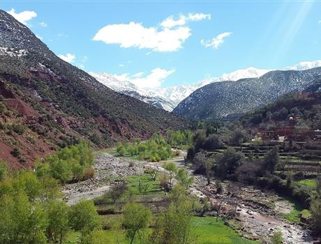 The Atlas Mountains 3 Valleys Day Trip from Marrakech