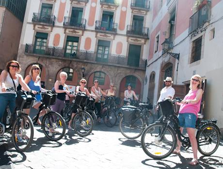 Madrid 3-Hour Bike Tour