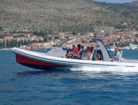 Excursion to Vis, Blue Cave & Hvar from Split