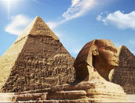 Cairo from Luxor: Full Day Tour by Plane