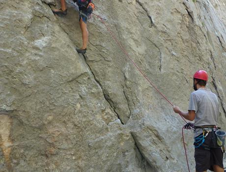 Exciting Rock climbing Tour from Split