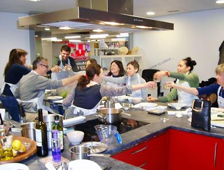 Madrid Cooking Experience: Paella, Tortilla & Sangria