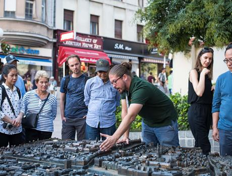 Through the Eyes of locals - Zagreb Walking Tour