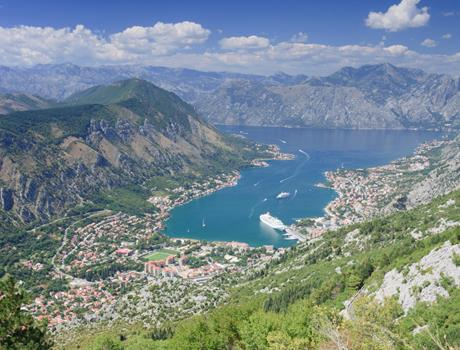 Bay of Kotor Group Tour from Dubrovnik