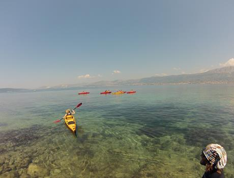 Paddle around Marjan Hill Scenic Peninsula Morning Tour from Split