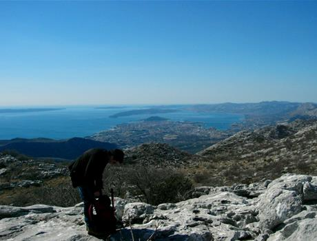 Hiking tour from Split: Amazing Mountain Mosor