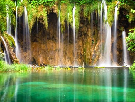 Private Plitvice Lakes Tour from Dalmatia