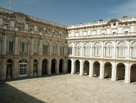 Hapsburgs Madrid Walking Tour + Royal Palace Guided Tour