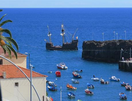 Half Day Sea Cliff Cabo Girao and Vineyards Tour from Funchal
