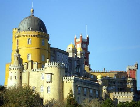 Full Day Sintra and Cascais Private Tour from Lisbon