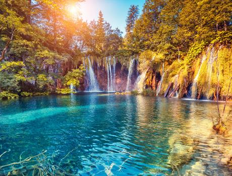 Full Day Trip to Zagreb from Split with Stop at Plitvice Lakes and Transfer