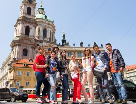 The All Inclusive Prague Walking Tour