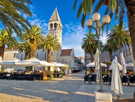 Split and Trogir Sightseeing Tour from Makarska Riviera