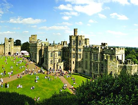 Tour of Warwick castle, Stratford, Cotswolds and Oxford from London