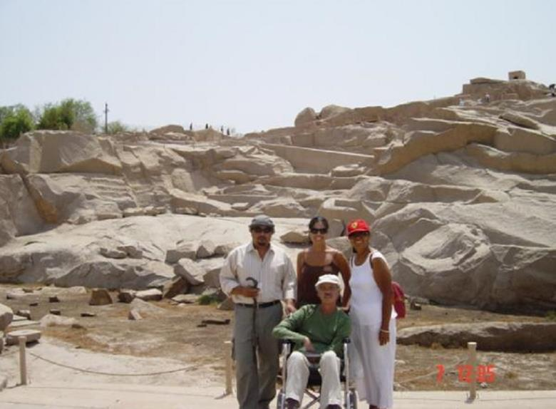Accessible wheelchair Excursions to Luxor from Safaga Port