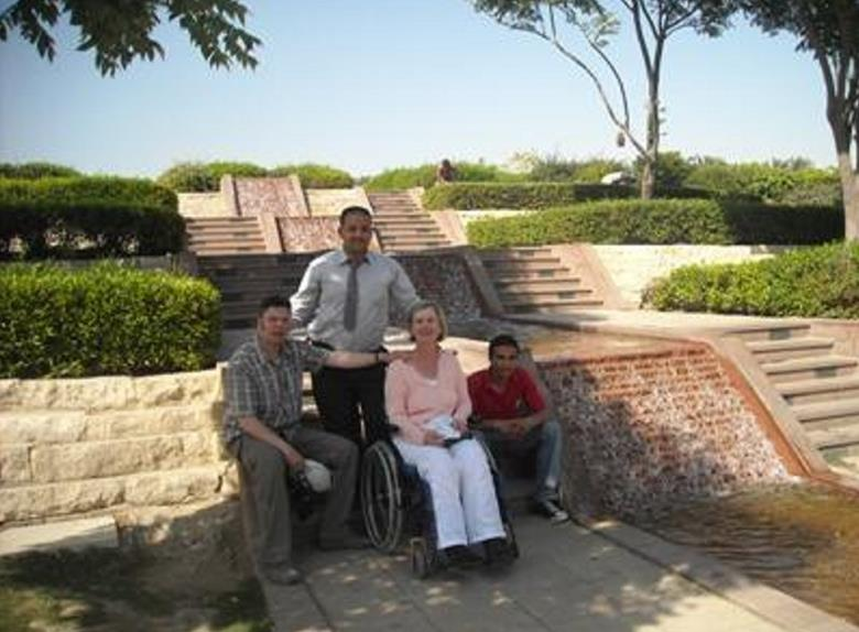 Accessible wheelchair excursions to Cairo from Port Said