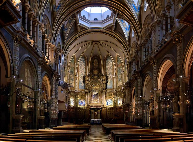 Full day tour montserrat barcelona with cog wheel train 2018 - Sitges tourist information office ...