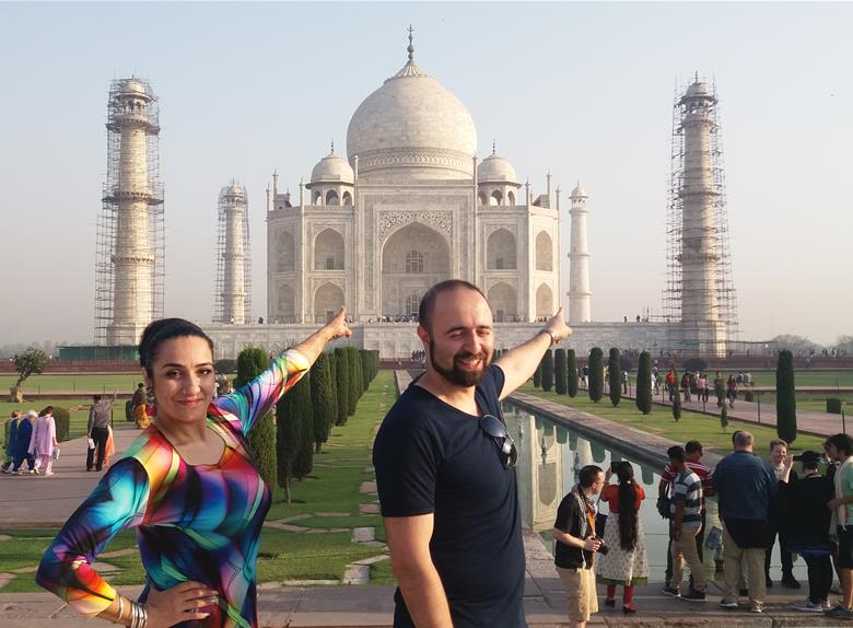 Agra Private Day Tour From Delhi