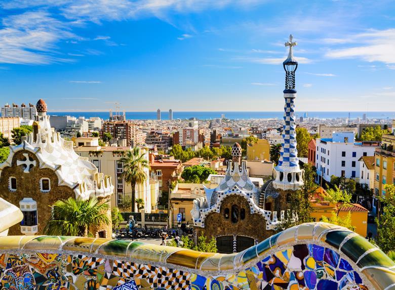 Gaudi Barcelona Pm Sagrada Familia Artistic Tour Summer 2020 Happytovisit Com