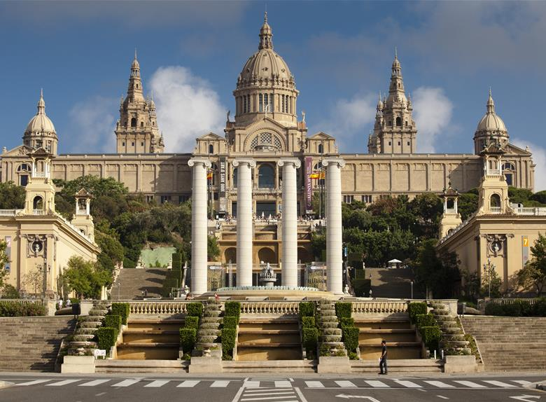 Sightseeing Tour: Montjuïc Cable Car & Spanish Village from Barcelona