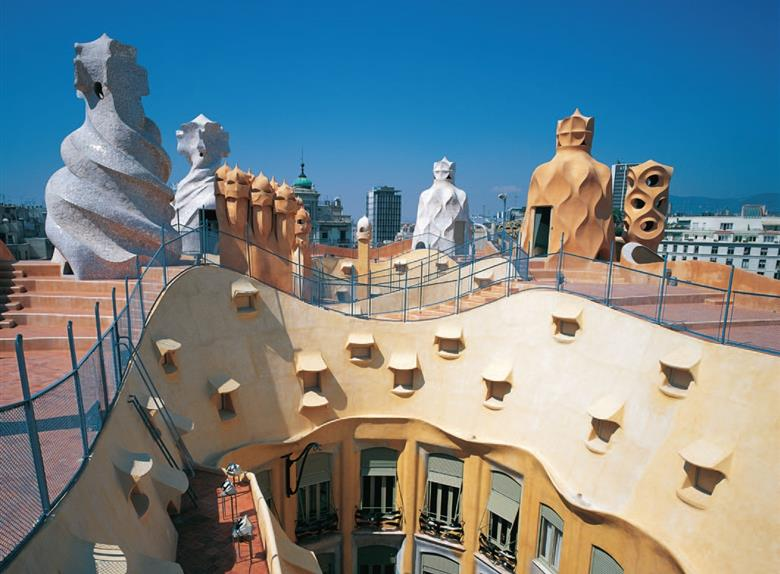Walking Tour: Park Guell from Barcelona