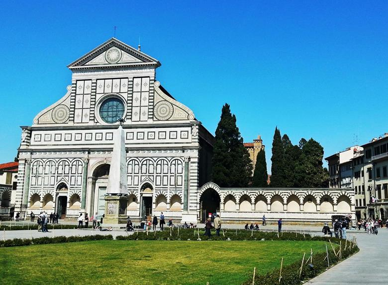 Best of Florence Audiopen self-guided Walking Tour