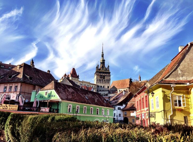 Private Tour to Pearl of Transylvania: Visit Sighisoara from Sibiu