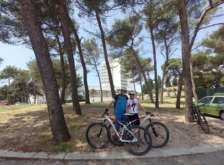 Bike Tour of National Park Krka from Vodice