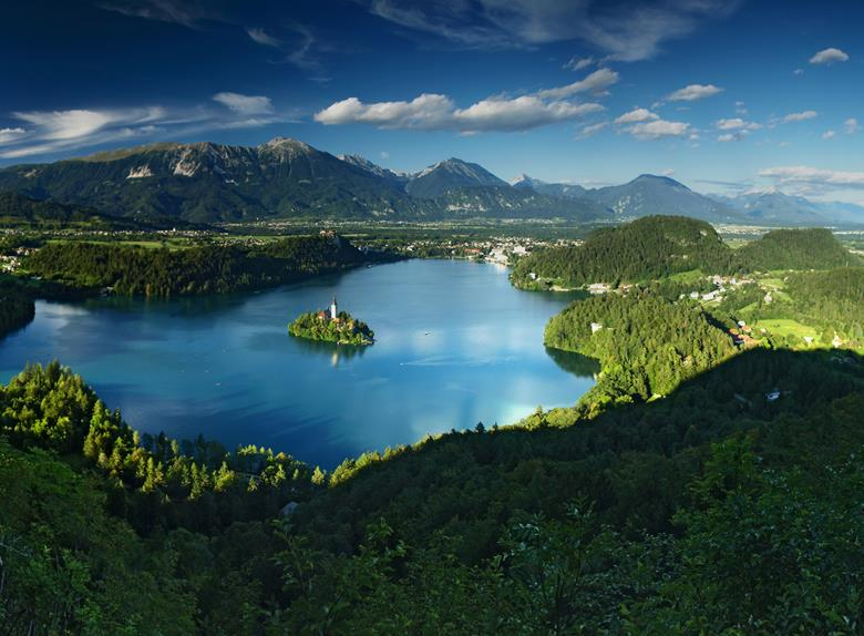 Visit Slovenia and Lake Bled