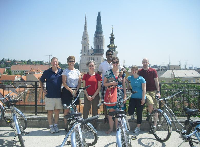 Hop on and explore the city on Bike tours