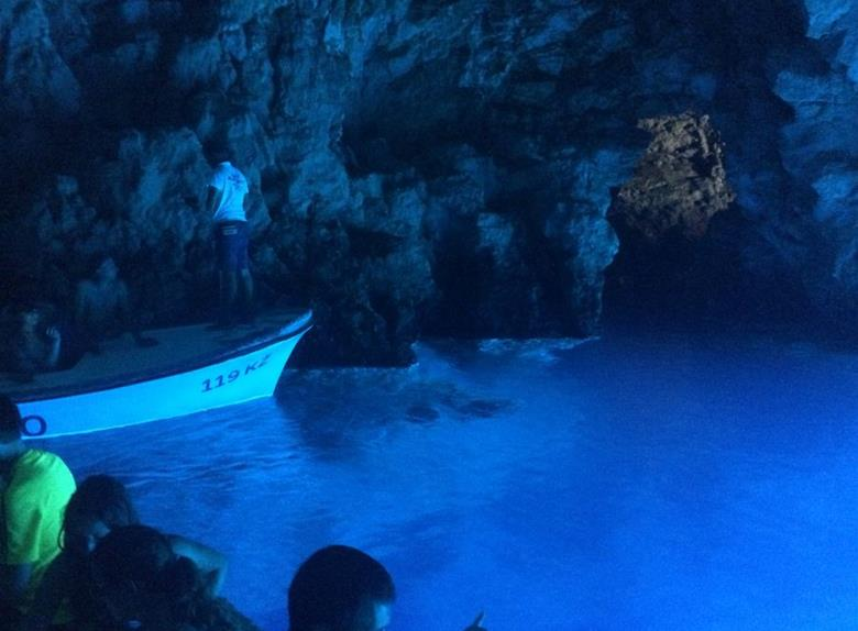 Blue Cave -Five Islands Tour from Split