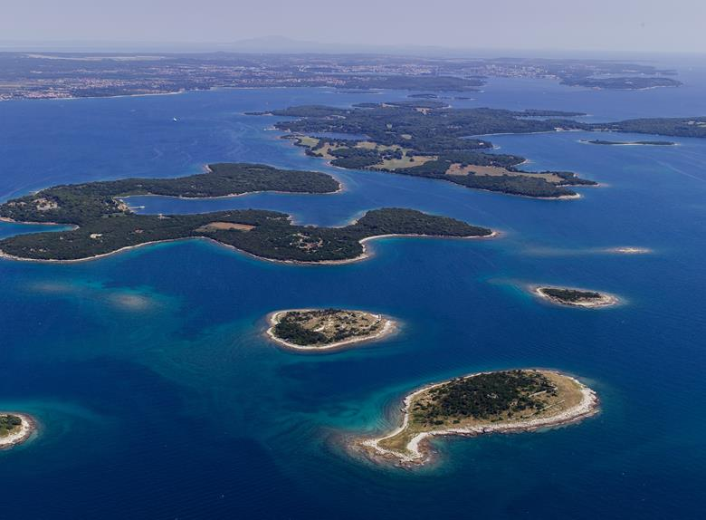 Private Brijuni National Park Tour from Istria