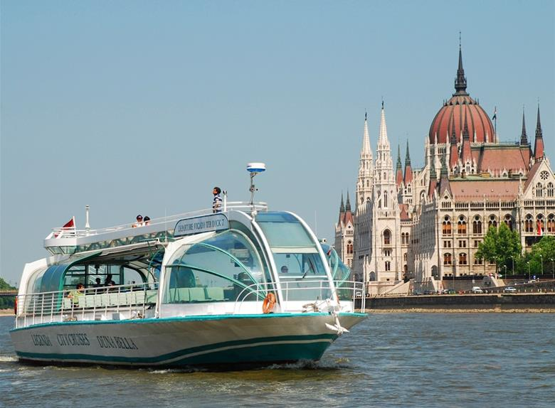 Enjoy the River Cruise on Danube river