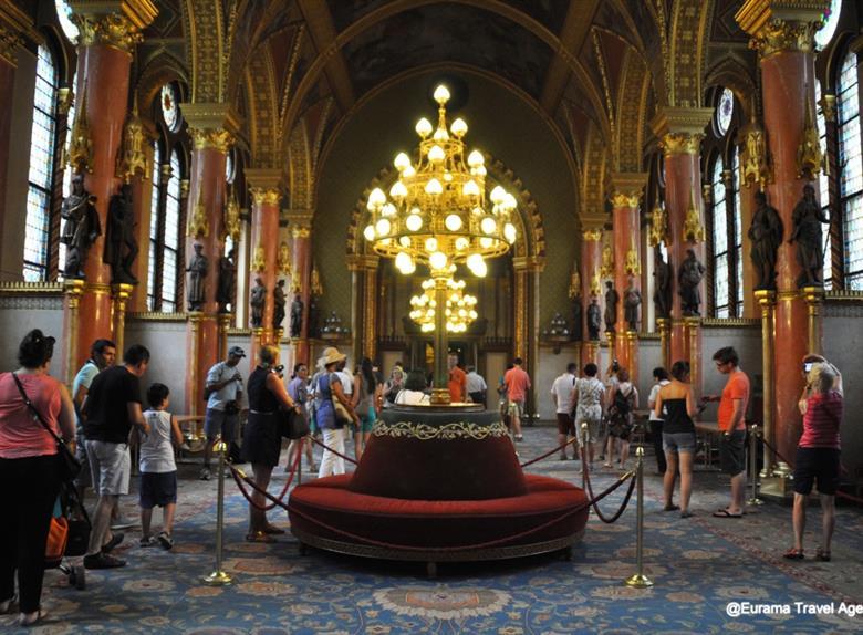 Parliament Tour Budapest Non Eu Citizen