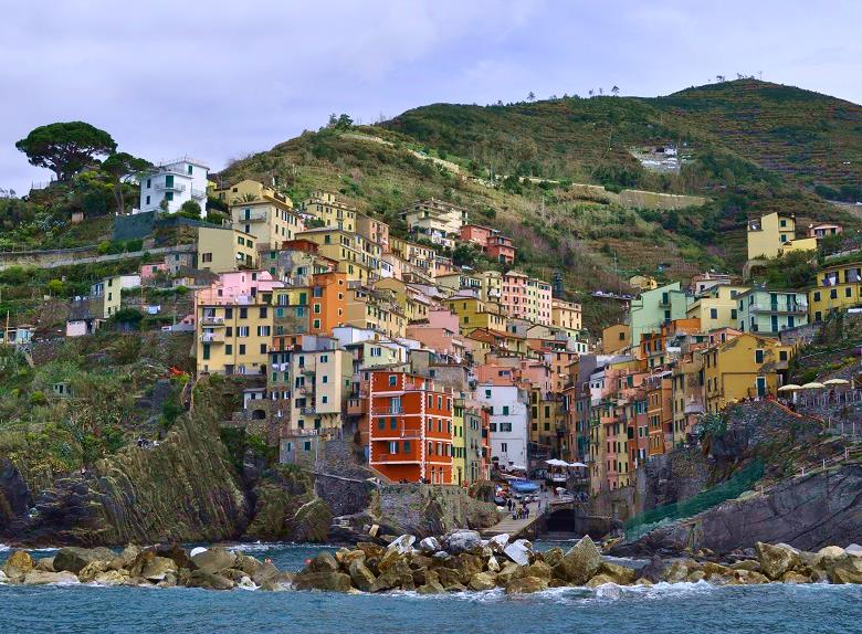 Cinque Terre Small Group Tour from Montecatini Terme in Pistoia
