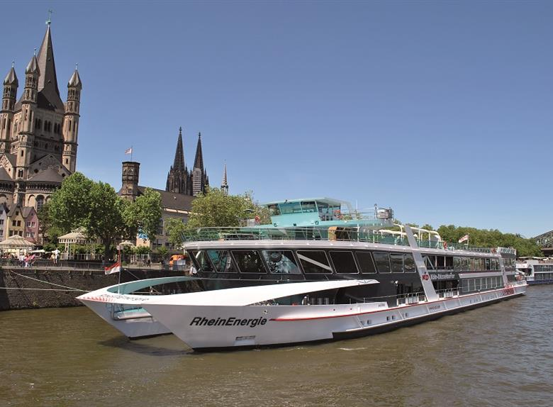 Cologne Sightseeing Panorama Boat Cruise