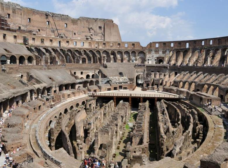 Combo Tour: Easy Rome from Florence