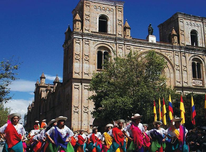 Cuenca City Guided Tour