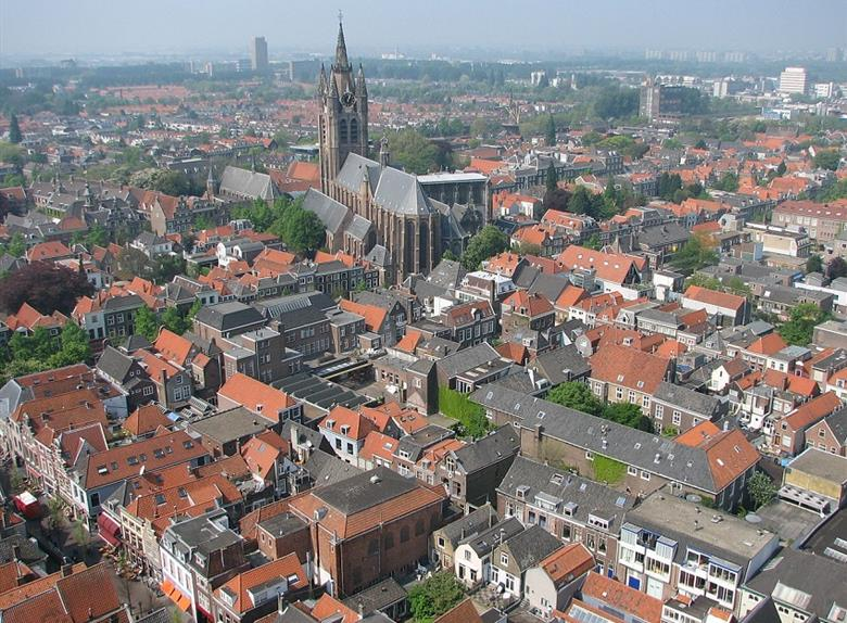 Delft 2-Hour Private Walking Tour