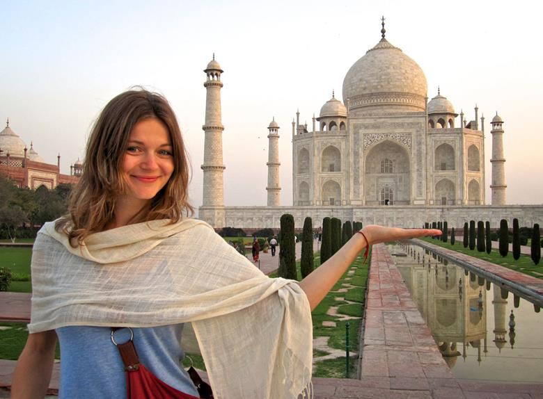 Full Day Private Trip to Agra from Jaipur