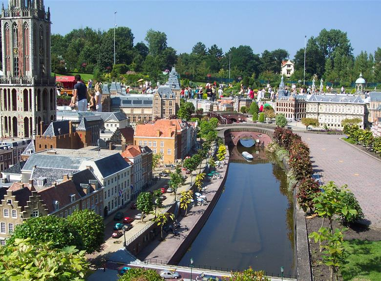 Miniature Holland - Tours to Madurodam from Amsterdam