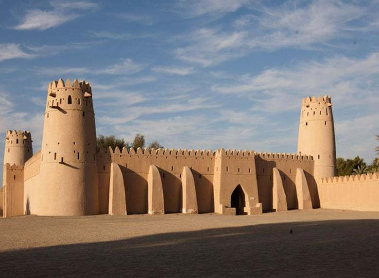 Private Al Ain Full Day Tour with Lunch from Abu Dhabi